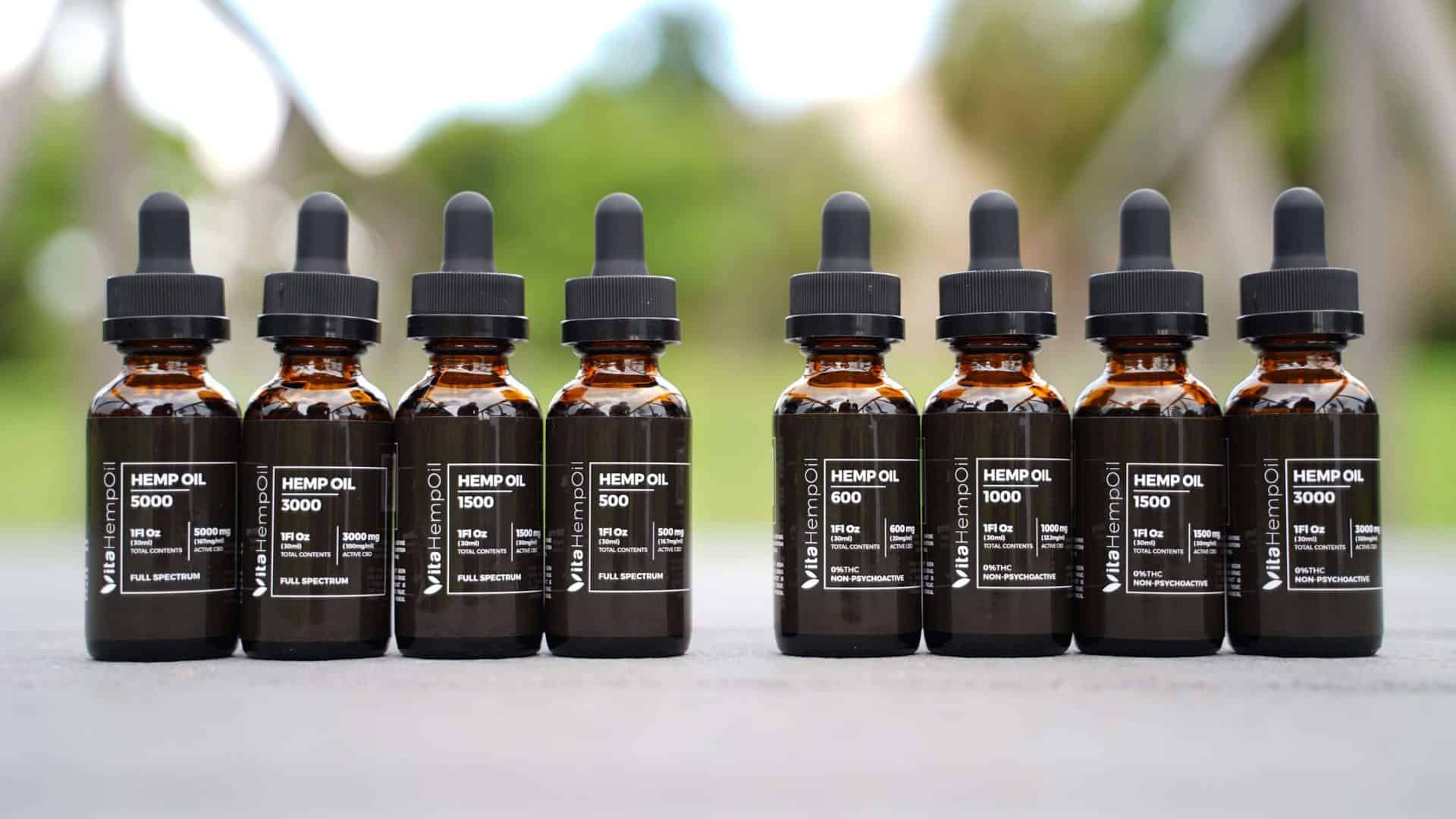 CHOOSE THC FREE OR FULL-SPECTRUM CBD OIL
