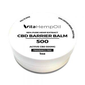 CBD Barrier Balm 500