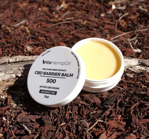500mg CBD Barrier Balm