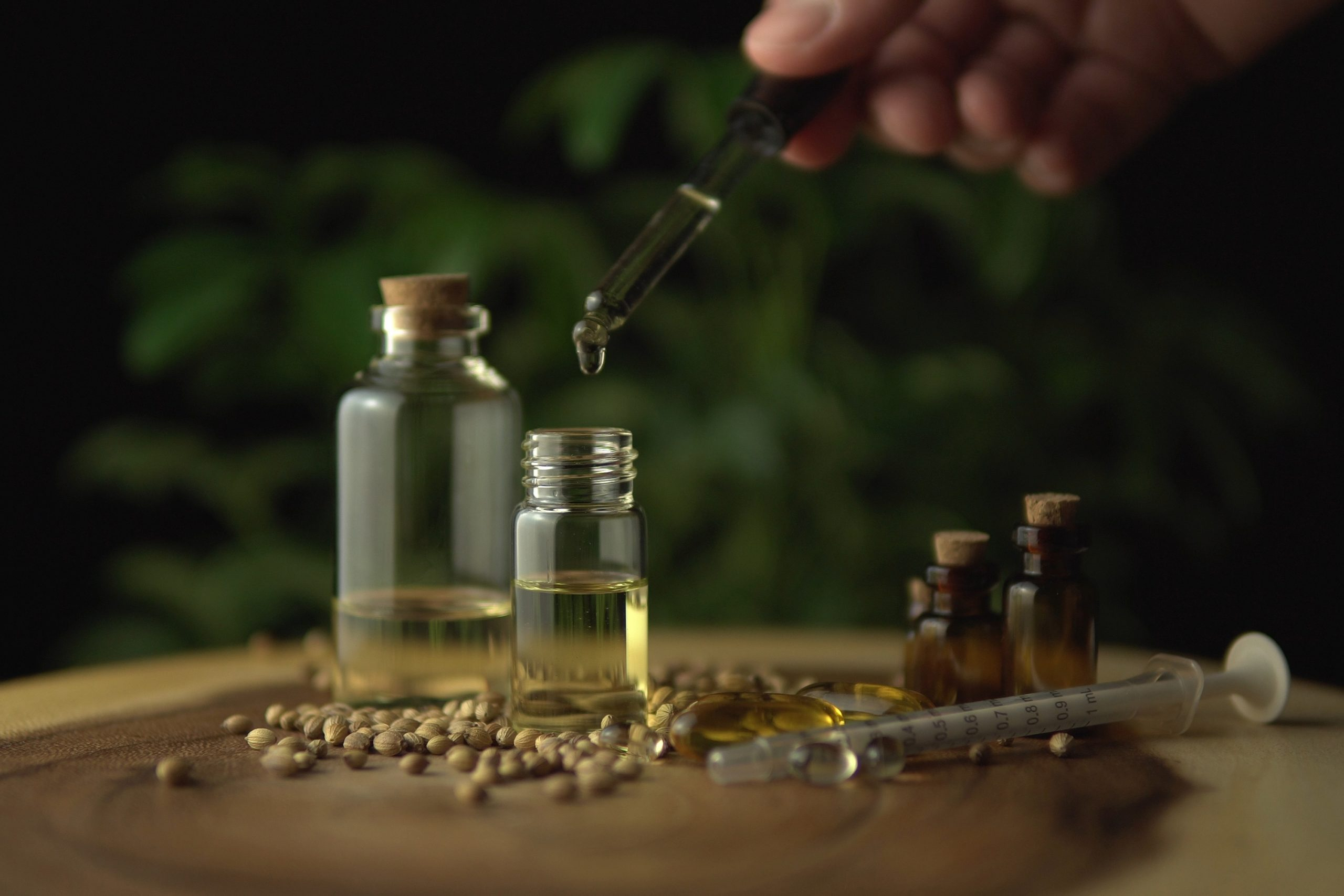 How to make CBD oil: A Beginner's Guide